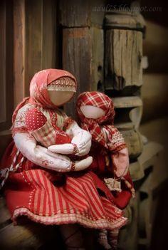 My country crafts: куклы