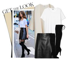 """""""Model Off Duty Style: Taylor Marie Hill"""" by monmondefou ❤ liked on Polyvore featuring MANGO, Acne Studios, Model, CelebrityStyle and taylormariehill"""