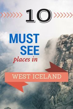 10 Must See Places in West Iceland - Life With a View