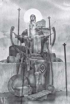 Esta es la nueva edición ilustrada de 'Game of Thrones' que conmemora los 20 años de la historia | Cinepapaya