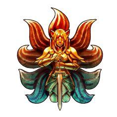 Royal Guard Emblem by GleamingScythe