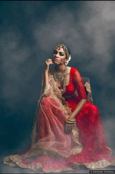 Indian Beauty on Behance Style Photoshoot, Indian Photoshoot, Bridal Photoshoot, Bridal Shoot, Piercing Girl, Indian Aesthetic, Saree Poses, Bridal Poses, Indian Bridal Fashion