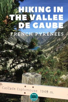 Everything you need to know about visiting and hiking the Lac de Gaube in the French Pyrenees #hikelacdegaube #hikingfrance #hikingpyrenees #lacdegaube Hiking Norway, Hiking Europe, Road Trip France, France Travel, France Photos, Travel Workout, Camping Spots, Hiking Tips