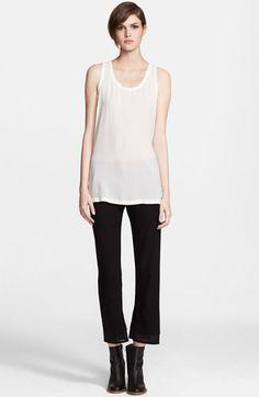 Ann Demeulemeester Tank & Pants.. read.. http://dotd4u.com/nso/ann-demeulemeester-tank-pants/3970299 Womens Complete Looks