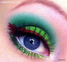Peter Pan makeup