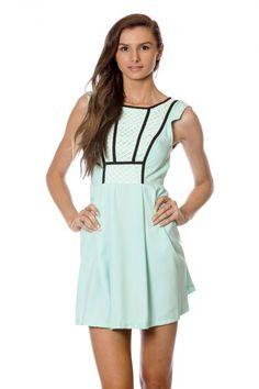 Sunday Stroll Dress - Rosy Ruby    www.rosyruby.com