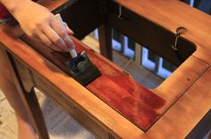 five tips you MUST KNOW before trying to stain furniture - Charleston Crafted