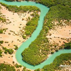 nikosono's photo on Instagram : Green River, Western Australia