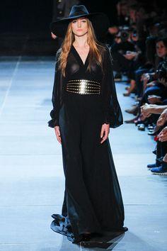Saint Laurent  little black dress