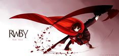 RWBY - Ruby by LittleKotone.deviantart.com on @deviantART