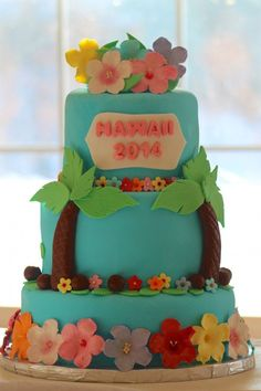 Image result for hawaiian cake