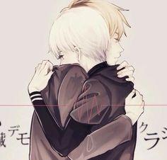 Kaneki & Hide | Tokyo Ghoul #anime