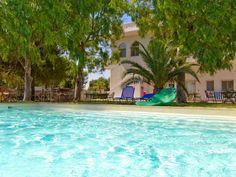 Rustig gelegen vakantiehuis in Puglia met zwembad, op loopafstand van het strand