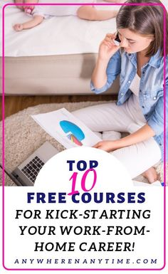 Getting An Online Education And The Importance Of Time Management Work From Home Business, Online Work From Home, Work From Home Moms, Online Business, Business Ideas, Free Courses, Online Courses, Online Careers, Tips Online