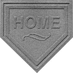 Aqua Shield Home Plate Mat 2 by 2Feet Medium Grey * You can get more details by clicking on the image.