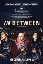 Come see In Between / Bar Bahar (directed by Maysaloun Hamoud) at Odeon Bath on Sat 4 Nov https://filmbath.org.uk/schedule/in-between-bar-bahar