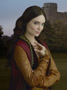 Mallory Jansen as Madalena in #Galavant - Season 1 #Set2