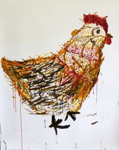 #chickens  @Claire Guigal Deckert PAH-LEASE!!!!