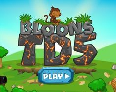 Defense mobile game bloons tower defense is developed by ninja kiwi