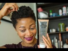 TUTORIAL: TWA Wash & Go with Miss Jessie's MultiCultural Clear   The Beauty Beau