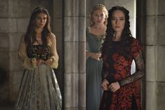 Reign - Lola with Greer and Kenna