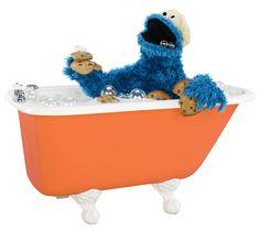 Cookie bath