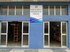 Casa da Cultura Feira de Artes e Artesanato de Matinhos. Cultura de Matinhos: O ARTESANATO REGIONAL DE MATINHOS