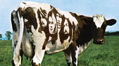 Pink Floyd, Atom Heart Mother, artwork by Hipgnosis