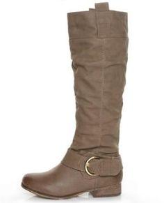 riding boots, anyone?