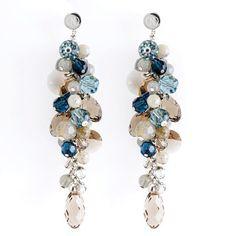 Caroline Néron Page Not Found Jewelery, Swarovski, Drop Earrings, Bling Bling, Jewelry Ideas, Inspiration, Style, Fashion, Boiler