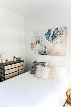 Sarah Schiear's Brooklyn Apartment Tour #theeverygirl