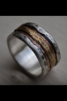 My fave ring so far Armband, Wide Band Rings, Engagement Rings For Men, c65ce6b78a