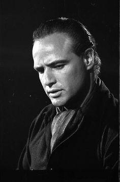 """themoviedude: """"Marlon Brando """"one eyed jack"""" """""""
