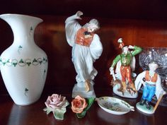 food and thrift: Vintage Herend collection