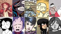 51 Awesome Webcomics The Eisners Have Completely Failed To Recognize