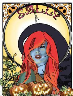 Sally. Photoshop CS6