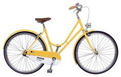 My fav #pantone bike is yellow of course !!!   Bloggokin.it - via http://bit.ly/epinner
