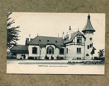 NORDRHEIN WESTFALEN Krefeld Crefeld Kurhaus 1905 gelaufen 1908