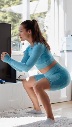 Gym Wear For Women, Workout Style, Workout Clothing, Cycling Shorts, Sporty Outfits, Athletic Wear, Athleisure, Style Inspiration, Dance