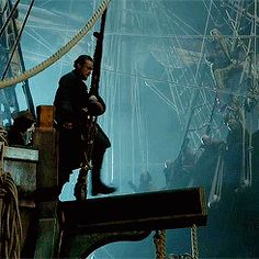 Captain Flint Black Sails This shot took my breath away!