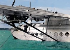 Pan-Am seaplane in NZ.  Flying Boats in Auckland 70 Years Ago | Wings Over New Zealand