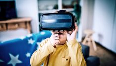 What parents need to know about virtual reality - Futurity  ||  Virtual reality can be more than just a fun way for kids to spend some time. A new report offers tips for parents and teachers on how to best use it for learning, too. https://www.futurity.org/virtual-reality-parents-education-1723042/