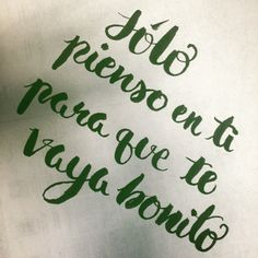 #heDicho #Letters #lettering es como hacer el...