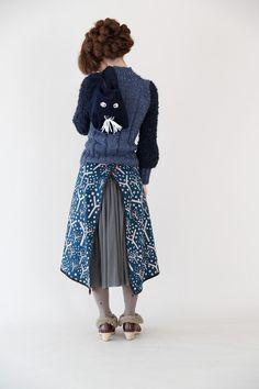 [No.12/16] minä perhonen 2013~14秋冬コレクション | Fashionsnap.com