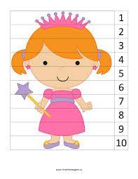 Numbers Preschool, Kindergarten Worksheets, Preschool Activities, Math For Kids, Puzzles For Kids, Games For Kids, Child Teaching, Teaching Aids, Autism Activities