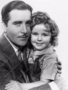 photo Shirley Temple John Boles portrait Curly Top 934-18
