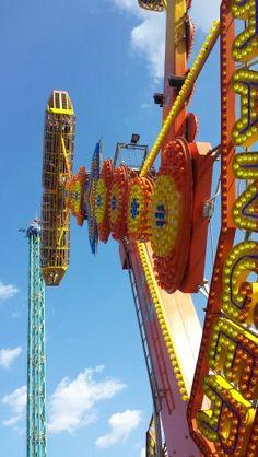 Ranger... Ferris Wheel, Ranger, Fair Grounds, Park, Fun, Parks, Hilarious