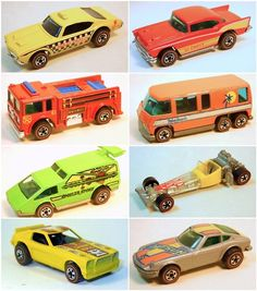 1970s Hot Wheels