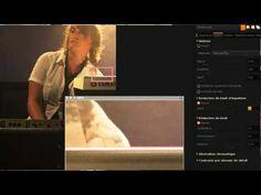 Développer un RAW avec des logiciels libres : Présentation Agora du Net au Salon de la Photo 2011 - YouTube