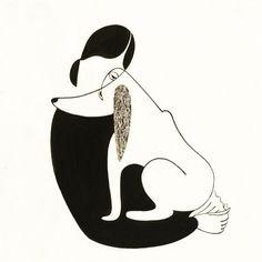 Ser una madre no necesariamente significa estar atado a alguien por un lazo de sangre. Ser una madre significa amar y cuidar a otro, incondicionalmente ❤️ Feliz día a todas las mamás de seres humanos y a todas las mamás que tienen hijos de 4 patas!  #PerroFeliz #chachayelgalgo #pasteleriacanina #paletasparaperros #amorperruno #mascotas #alimentacioncanina #YoCreoEnCali #cali #calico #colombia #diadelamadre #felizdiamamas  #mihijotiene4patas  Ilustración de Christina Malman, 1953